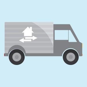משאית הובלות קטנה