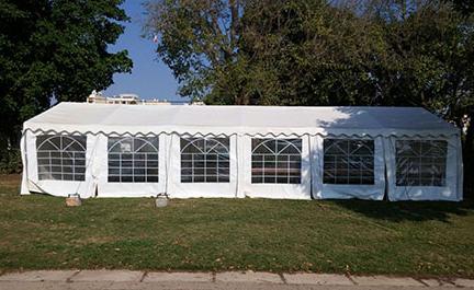 אוהל לאירוע מיוחד במינו